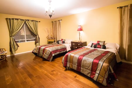 Master Bedroom Suite with Bathroom - Buena Park - House