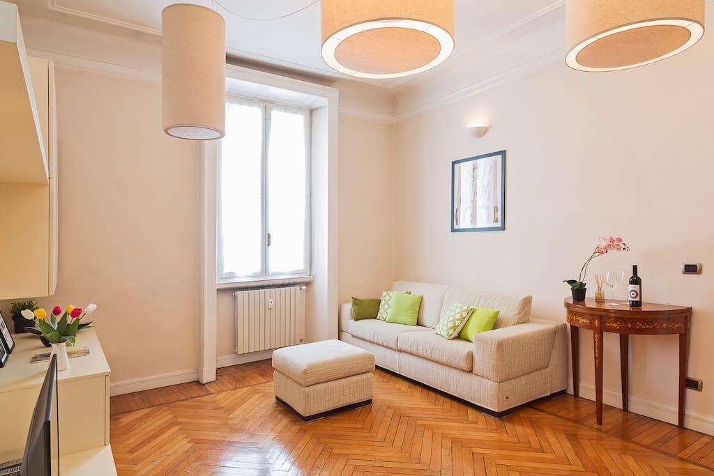 Hintown canonica appartamenti in affitto a milano for Appartamenti in affitto milano