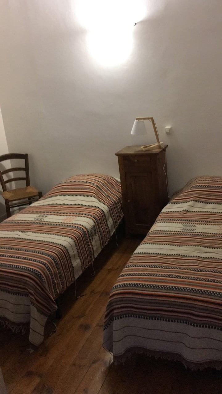 Chambres d hôtes  «Chez Sayed et Anne»