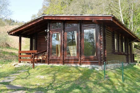 Country Retreats Log Cabin at Butterstone - Dunkeld