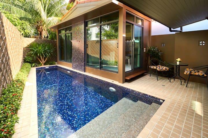 Special price!!! 2 bd pool villa near Kata beach