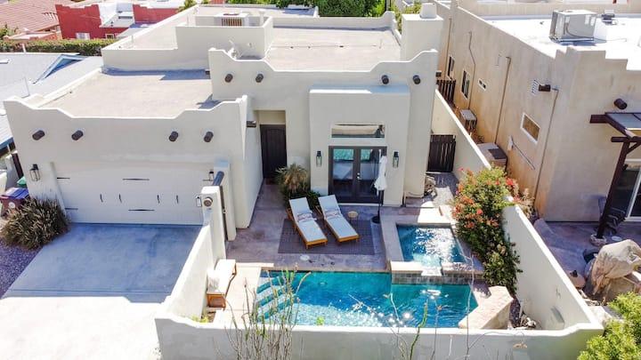 Casa de Cala - modern adobe retreat, private pool