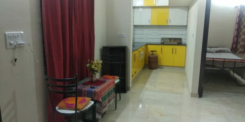 Radhika's Rustic Mané - a cozy home away from home