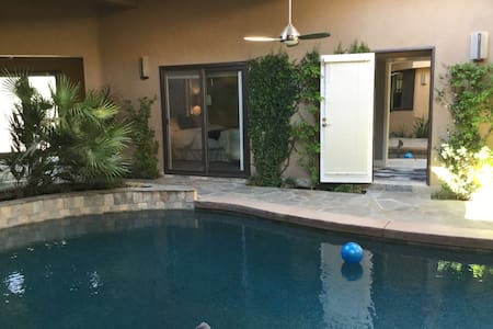 Charming Private Suite Pool/Spa - Indian Wells