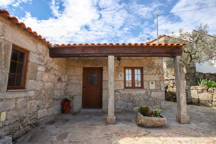 Historic Village near Serra da Estrela La