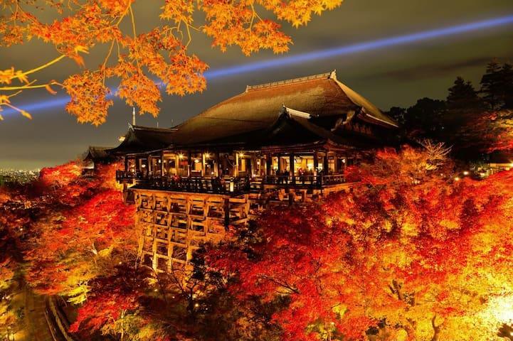 Private villa in historical site - Seikanjiryozan-cho,Higashiyama-ku,Kyoto-shi - Villa