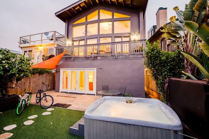 San Diego Beach House - San Diego - Maison de vacances