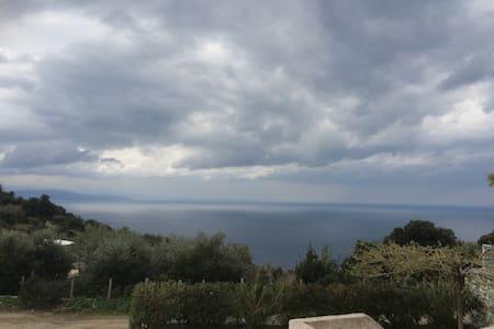 Appartement terrasse vue sur mer - Canari
