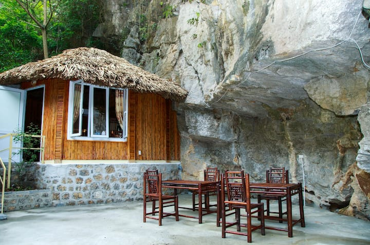 Welcome to Trang An Mountain House #5 Bungalow