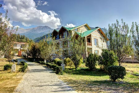 Cozy garden cottage in hills - Himachal Pradesh - 別荘