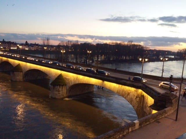 Appartement refait à neuf - Vue sur la Loire