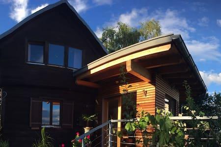 Ferienhaus in Alleinlage und toller Aussicht - House