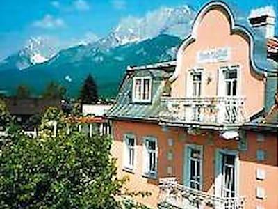 Gratt Schlössl - Sankt Johann in Tirol - Szoba reggelivel