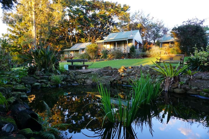 Bendle Cottages at Maleny Montville - TOORAK