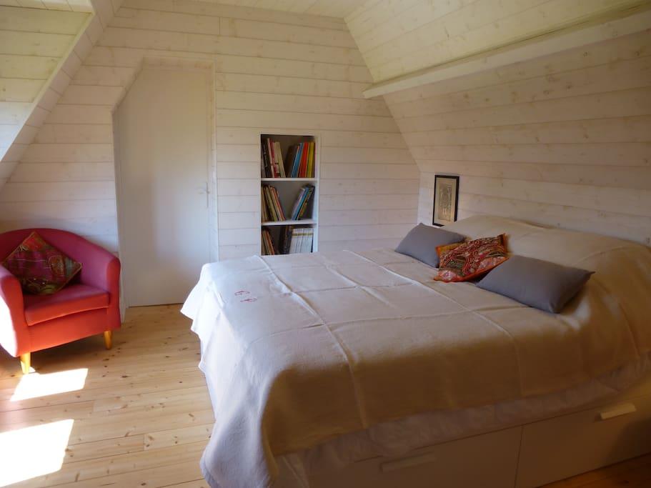 chambre d 39 h te de charme b b h uschen zur miete in morainville jouveaux normandie frankreich. Black Bedroom Furniture Sets. Home Design Ideas