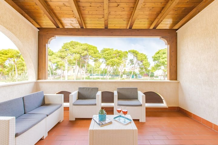 Holiday house for rent in Ostuni
