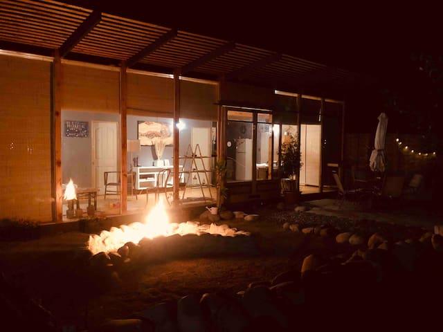 Dominga Lodge valle de Elqui