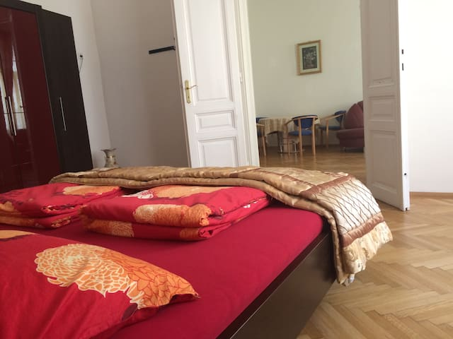 4 bedroom apartment for 8 guests! - Wien - Wohnung