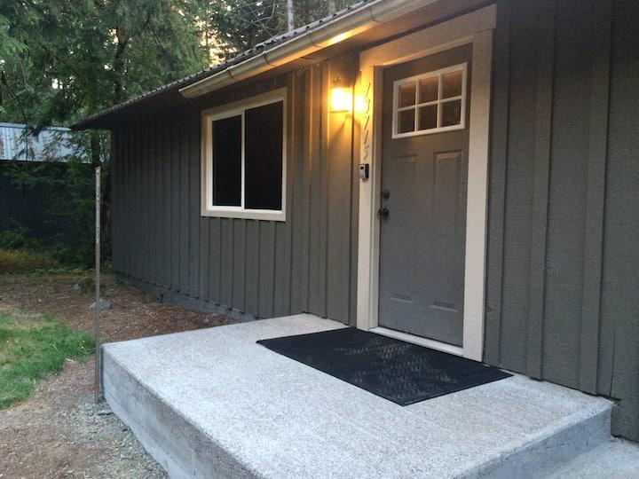 The Ranger House Cabin on Mt Hood
