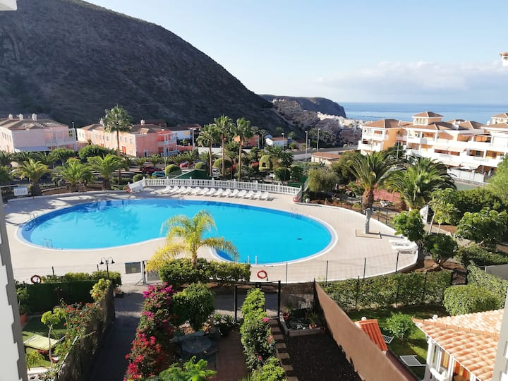 Relax and enjoy Los Cristianos is always a luxury
