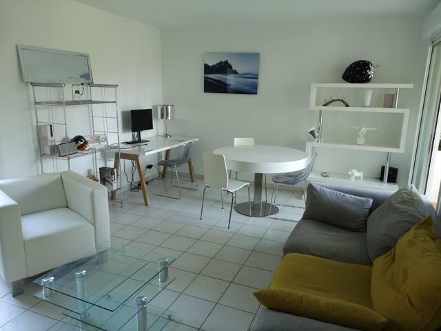 Appartement à Montpellier quartier Beaux Arts