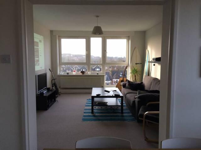 Modern, minimalist apartment with great views - Londres - Apartamento