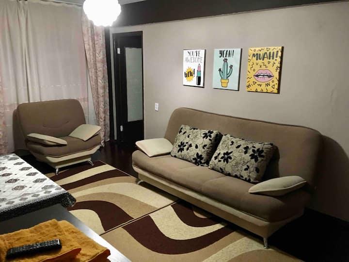 3-х комнатная квартира, ул. Железнодорожная