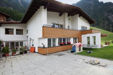 Spacious Apartment in Längenfeld near Ötz Valley Alps