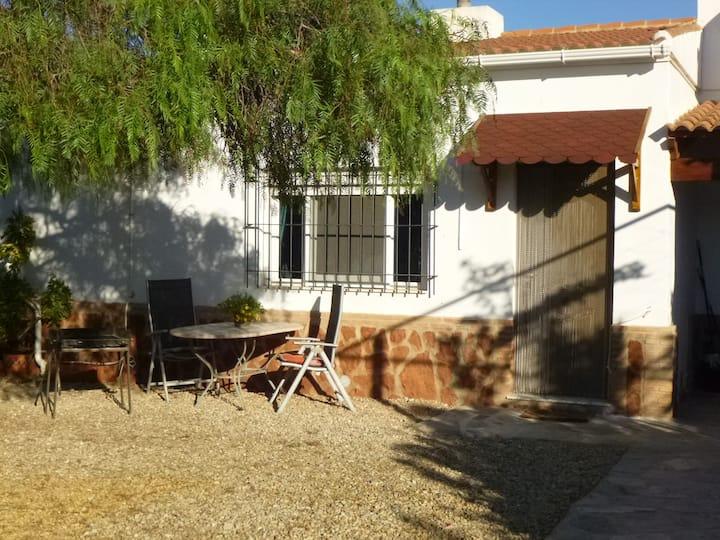 1 bedroom, Peaceful, Pool, Large Garden, WiFi.