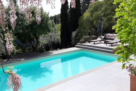 Sandra Exclusive Guest House with a private Pool!