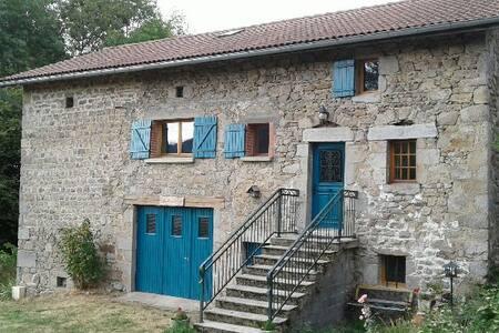 Maison Auvergnate-Parc Livradois