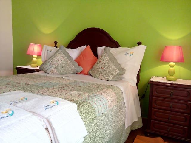 Casa Margarida Quarto Verde