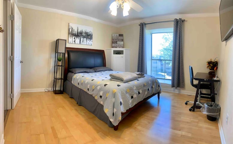 CoZy near Texas Med Center/NRG
