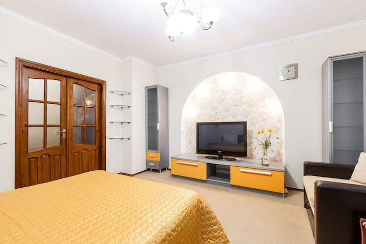 Comforable apartment near the airport and metro