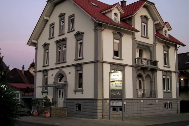 """Ferienwohnung """"Villa Otto"""" (Lindau) zentral, ruhig"""
