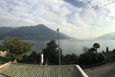 Appartamento 4,5 locali con vista lago - Brissago - Lakás