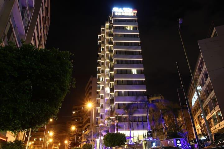 Palm Ville Suites Premium Room