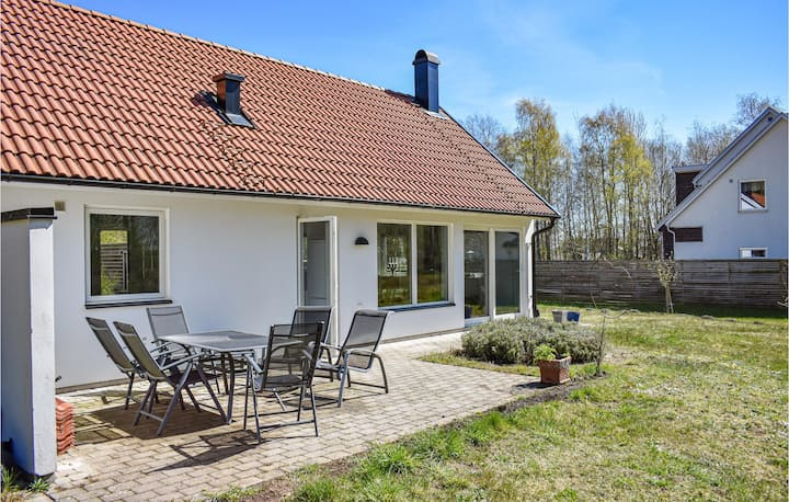 Amazing home in Beddingestrand with 2 Bedrooms