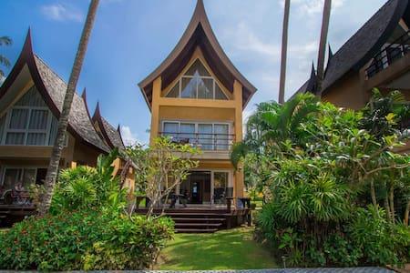 Sunrise Beach Villa - Ko Chang - Casa