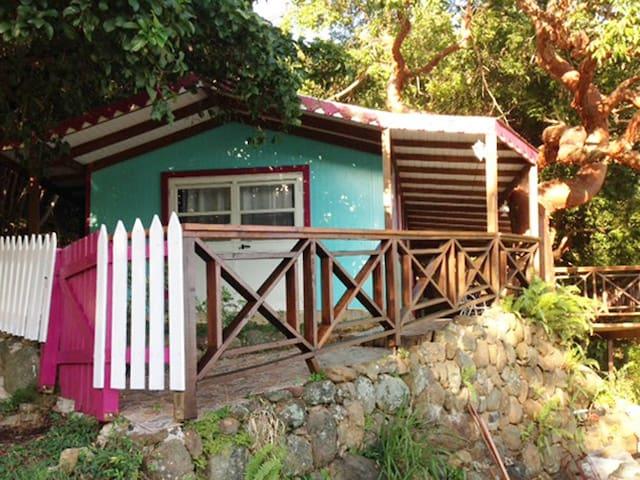 Cottage Main Entrance