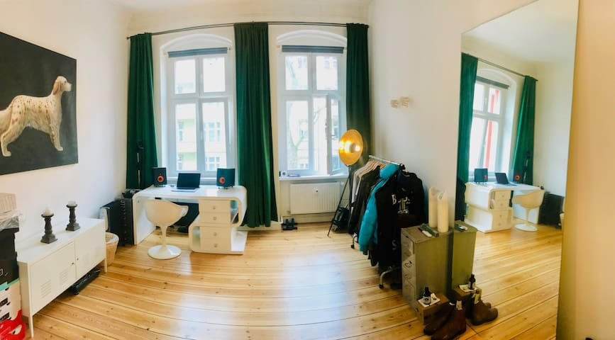 11min to Airport 10min to Mitte / City center room