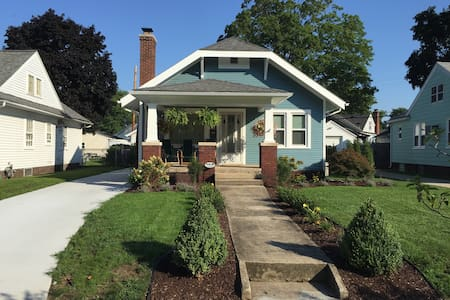 Charming South Bend Bungalow - South Bend