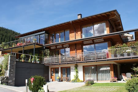 Lech a. Arlberg App. Haus Dr. Muxel - 莱希 - 公寓