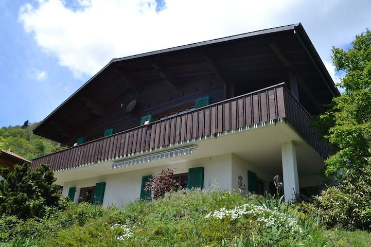 Chalet Eiholz - Birgisch - House