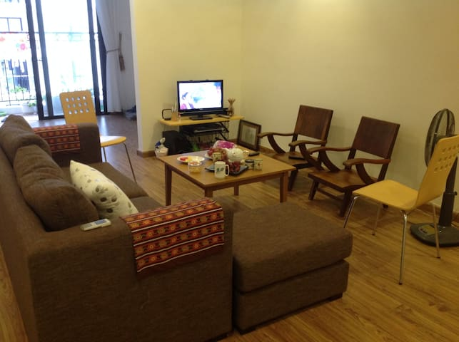 Large apartement in the center of Hanoi - Hanói - Apartamento