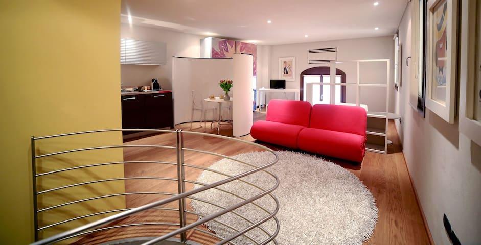 Casa Tilda - Monolocale nuovo nel cuore di Mantova