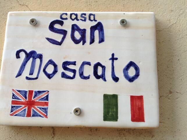 Casa San Moscato, Tuscan holiday home - Pariana - Villa