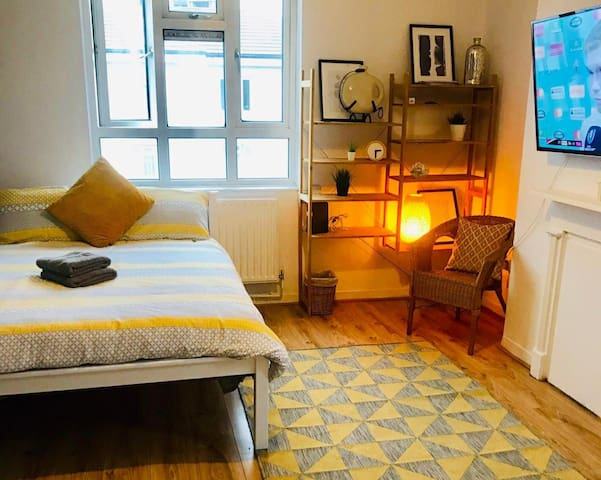 Bethnal Green Cosy double room #1