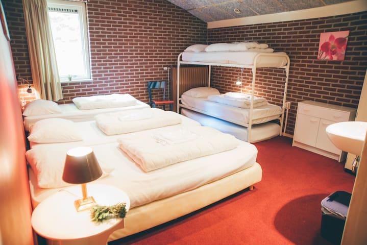 32p. accommodatie de 'Vlindertuin' - Sleen - Apartment