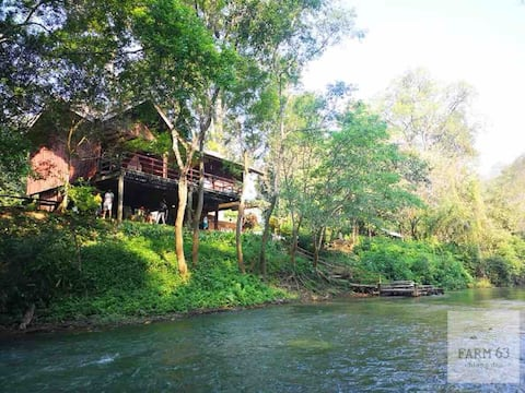 Farm63 Chiang Dao Riverfront